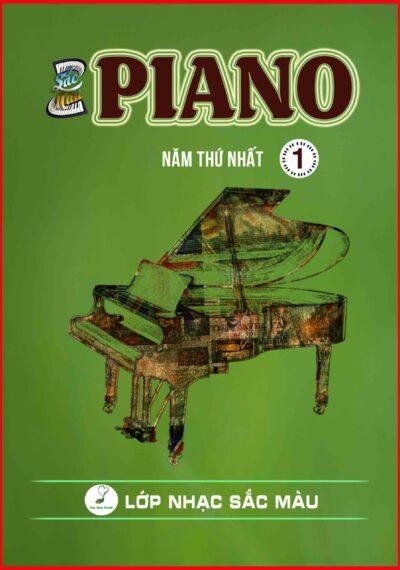 PIANO CƠ BẢN TẬP 1